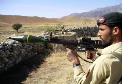PakistanDefence- Pakistan Military fires rockets at terrorists dens along Afghanistan border: Report