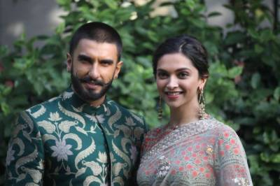 This gift from Ranveer Singh's parents made Deepika Padukone's day