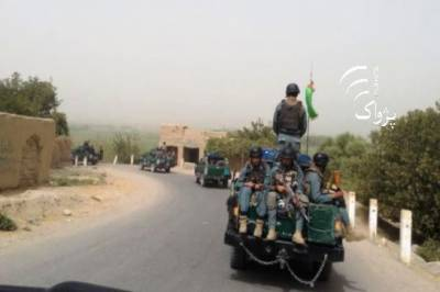 Afghan Taliban kill 5 soldiers with use of Laser weapons in Kandahar