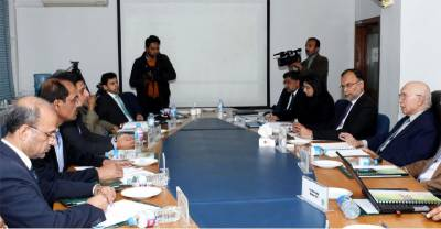 Ahsan directs to finalize plan for sustainable growth