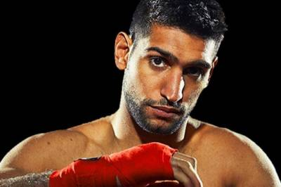 Amir Khan, former world champion vow to come back