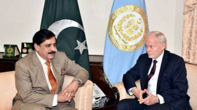 British Ambassador to Afghanistan holds key meeting with Pakistan NSA