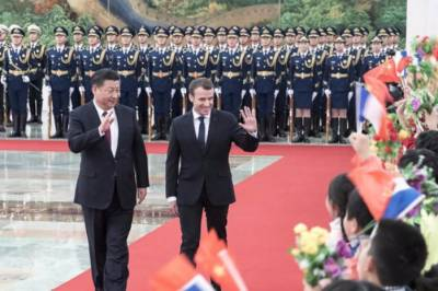 China, France to further advance comprehensive strategic partnership