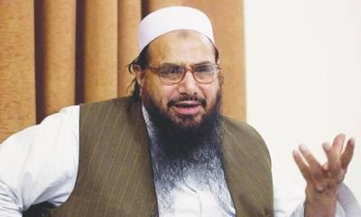 Hafiz Saeed incited British Youth for Jihad: BBC Report