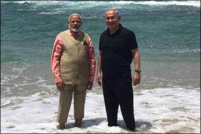 India Israel defence partnership to touch new highs as Netanyahu lands in Delhi