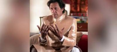 Is wanting to get married a crime, questions Imran Khan
