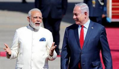 Israeli PM Netanyahu to be given exceptional welcome in India by friend Modi
