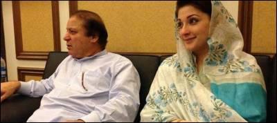 Nawaz Sharif, Maryam Nawaz finally get contempt of court notices