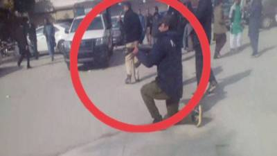 Rangers called in Qasur after police fired direct at protesters