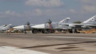 Russian military shoots down 7 militant drones attacking it's naval base in Syria