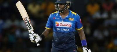 Sri Lanka bring back Mathews as limited-overs captain