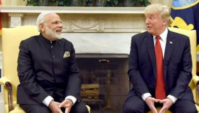 Trump - Modi to meet in Davos at WEF