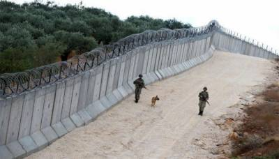 Turkey to complete border wall with Iran to curb militant infiltration
