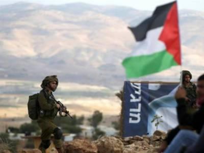 Israeli Army martyrs two Palestinian teenagers