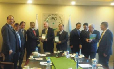 Leading US international company shows keen interest in CPEC