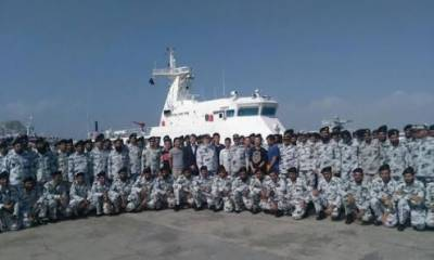 Rear Admiral ZakaRehman appointed as DG Maritime Security Agency