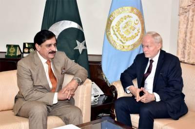 UK appreciates Pak efforts against terrorism
