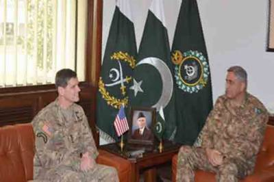 COAS General Bajwa rejects US aid in talk with US CENTCOM Commander