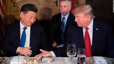 Donald Trump asks China to