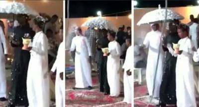 Gay marriage in Saudi Arabia: Police arrest several men