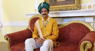 India's gay prince opens his palace for gay, lesbians retreat