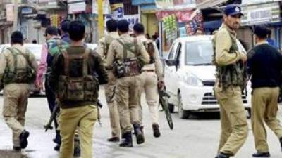 Indian Police station attacked by armed men in occupied Kashmir: officials