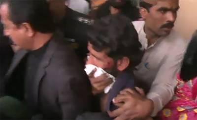 Minor girl sexually assaulted in Karachi