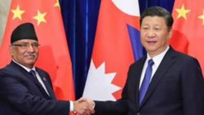 Nepal embraces China, ends Indian monopoly