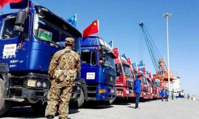 Pakistan facing new geo political pressures due CPEC