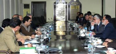 Pakistan intends to promote trade with Afghanistan: Miftah