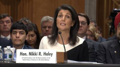 Nikki Haley, daughter of an Indian immigrant emerging as ...