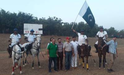 Pakistan Army defeat Indian Army in Armed Forces International Polo Tournament 2018