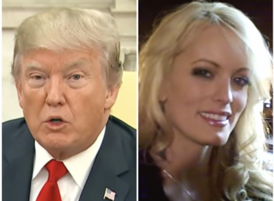 Trump gave hefty amount to porn star to stop her going public about sexual encounter