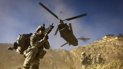 Reading Through US' Geopolitics and Its Afghanistan War Policy
