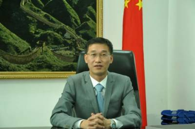 Chinese Ambassador rejects Indian unfounded reservations over CPEC