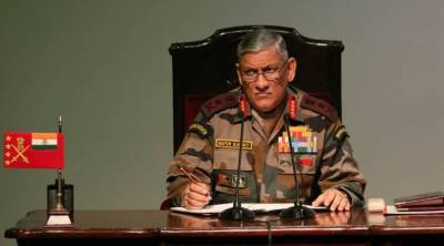 Indian Army Chief admits despite severe counter terrorism ops in Kashmir, situation could not improve