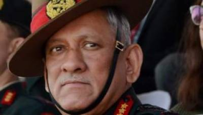 Indian Army Chief again talks of ramping up military offensive against Pakistan