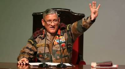 Indian minister asks Army Chief General Bipin Rawat to mind his own business