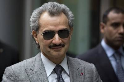 Saudi government rejects arrested billionaire Prince Alwaleed bin Talal offer
