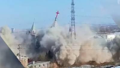 Why China has demolished the Christian mega church