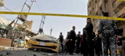 26 killed in Baghdad twin suicide blast