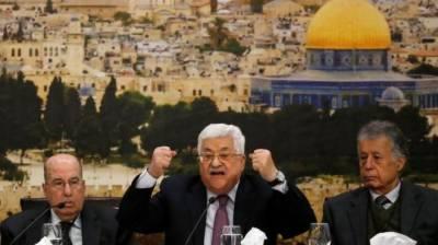 Abbas calls Trump's peace efforts 'slap of the century'