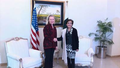 After failing to pressurise Pakistan, top US diplomat meets Pakistan Foreign Secretary for cooperation