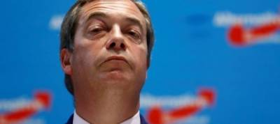 Brexit vote may be reversed, says British campaigner Farage