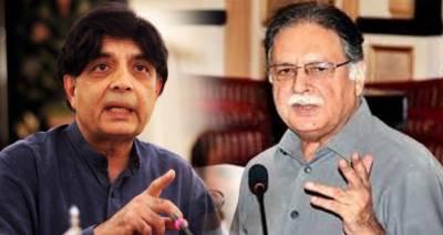 Ch Nisar Ali Khan hits back hard at Pervaiz Rashid