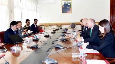 Coercing Pakistan for US failure in Afghanistan will not work, NSA Naseer Janjua tells EU