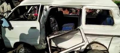 Five members of a family die in Toba Tek Singh accident