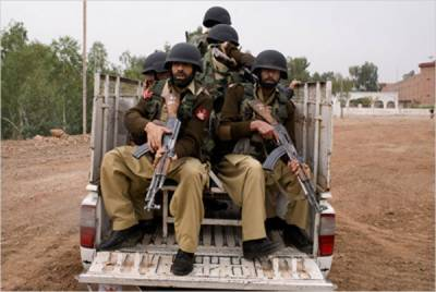 Five soldiers martyred, six other injured in Balochistan