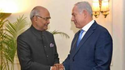 India seeks cooperation from Israel in counter terrorism