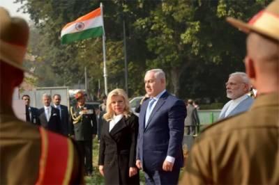 Netanyahu vow to avenge killers of Jews in Mumbai Attack in 2008
